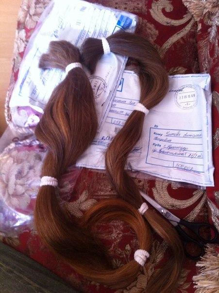 Скупаем натуральные волосы! Пункт приема в Краснодаре, если нужно купим по почте.
