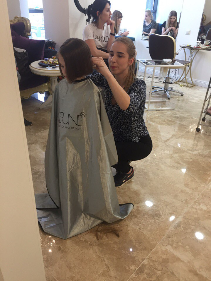 Пункт приема волос в Краснодаре дорого.