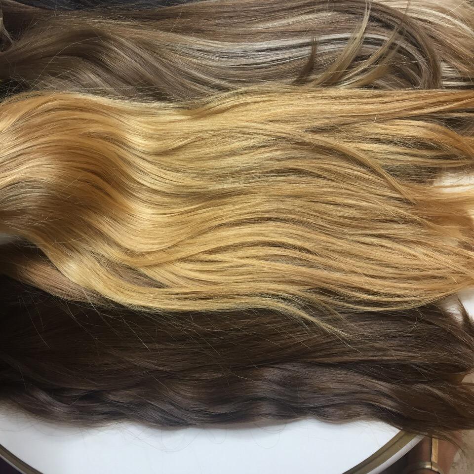 Скупка волос.