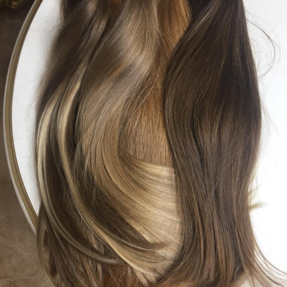 Можно продать волосы
