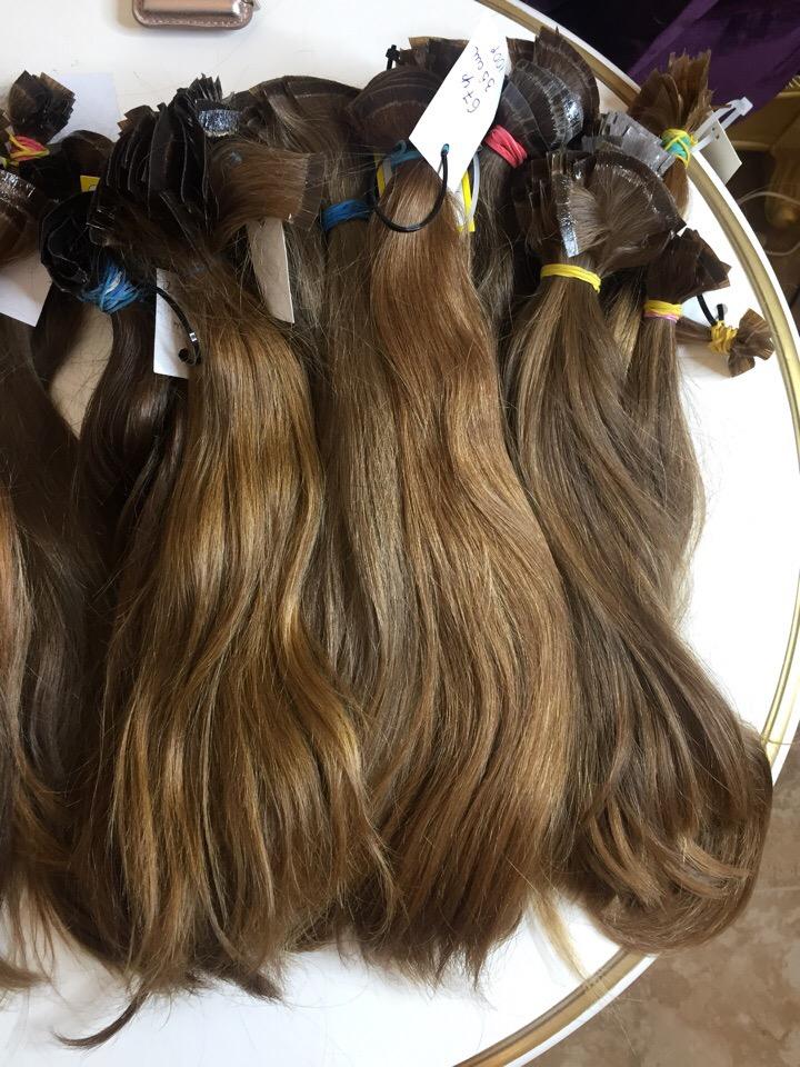Сколько продают волосы натуральные